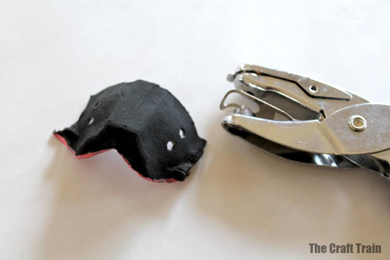 black cat costume steps
