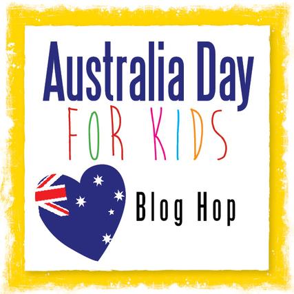 Australia Day for Kids Blog Hop Recap