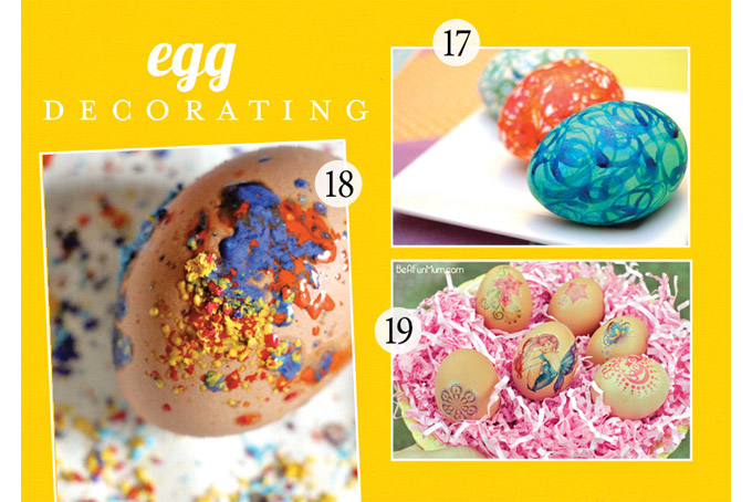 40+ Fun Easter crafts for kids | The Craft Train