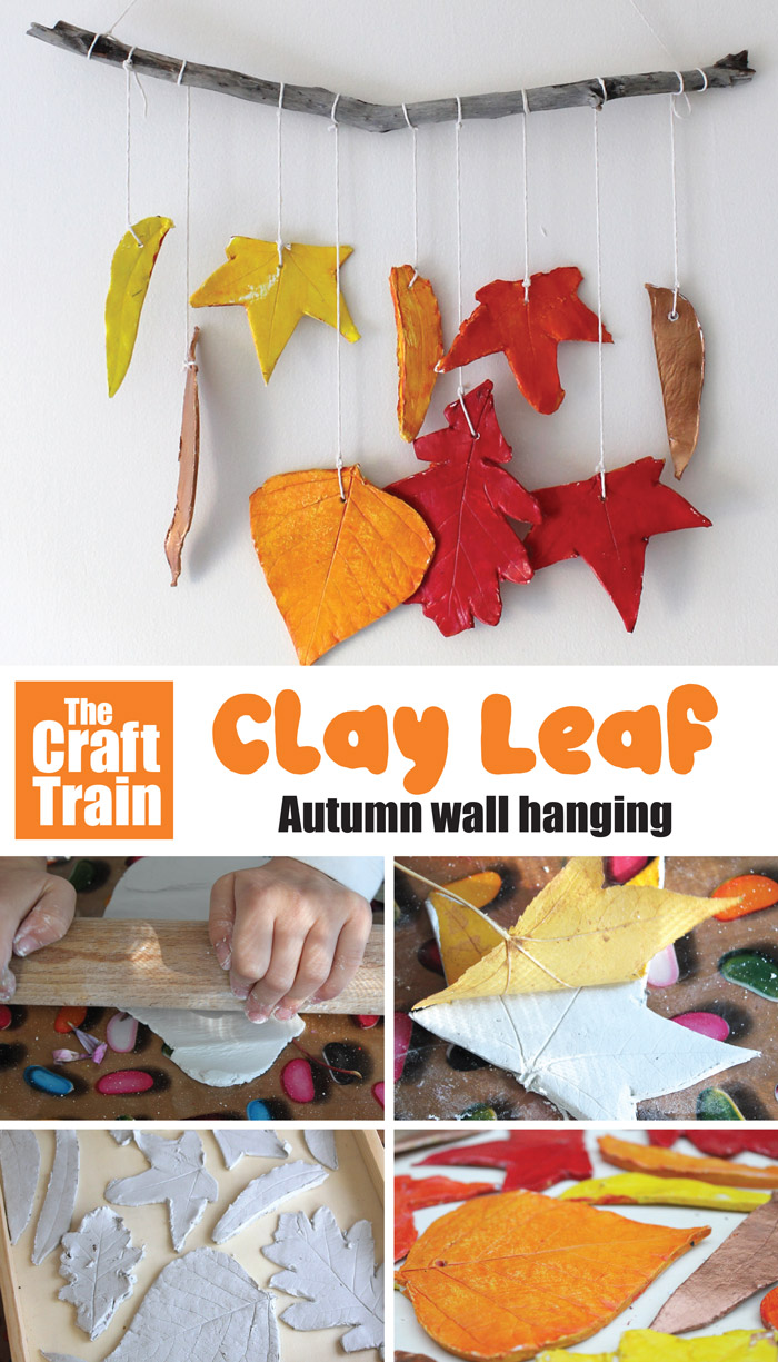 How to make clay leaves #kidscrafts #Fall #Fallcrafts #kidsactivites #Autumn Autumnleaves #naturecrafts #leafcraft #clayleaves #airdrycla