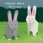 Toilet Roll Bunnies
