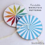 Whirlygig printables