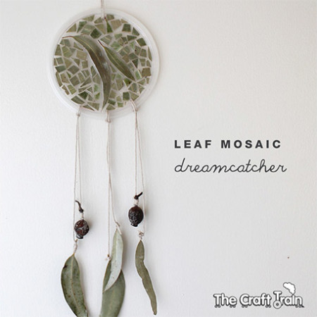 leaf mosaic dreamcatcher headline