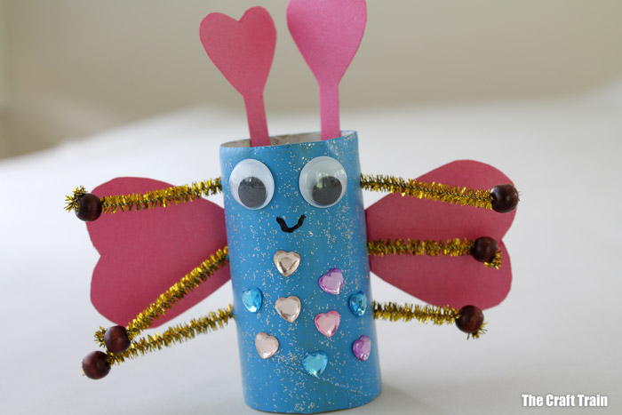 love bug craft for kids
