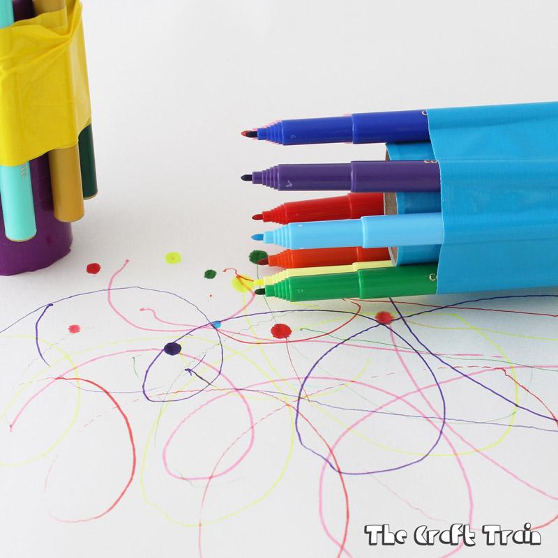 Paper Roll Scribblers