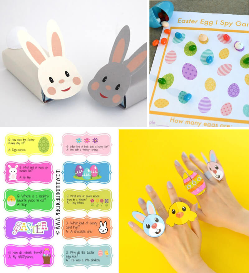 A collection of fun and free printable crafts, art activities, puzzles and gift ideas for kids