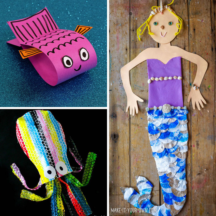 ocean craft ideas for kids