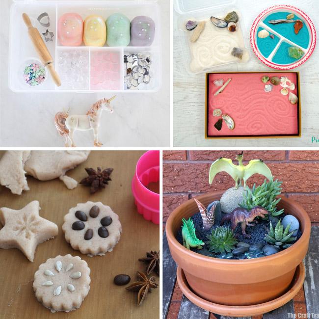 50+ handmade gift ideas - DIY toys to make for kids #handmadechristmas #handmade #kidscrafts #easycrafts #giftideas