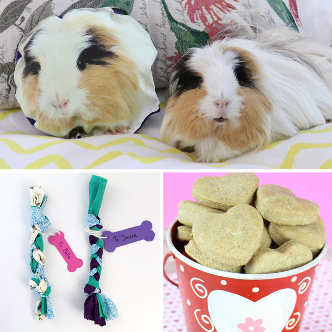 50+ handmade gift ideas - gifts for pets and pet lovers #handmadechristmas #handmade #kidscrafts #easycrafts #giftideas