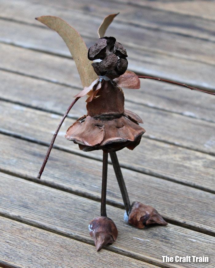 Fairy nature craft