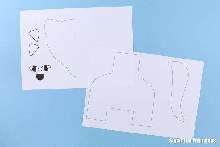 printable craft for kids