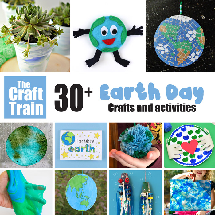 More than 30 fun Earth day crafts and activities for kids