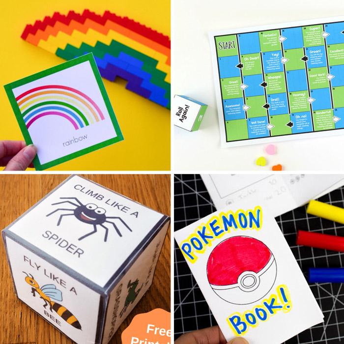 fun free printable games for kids
