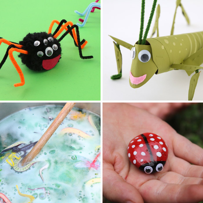 insect craft ideas for boys
