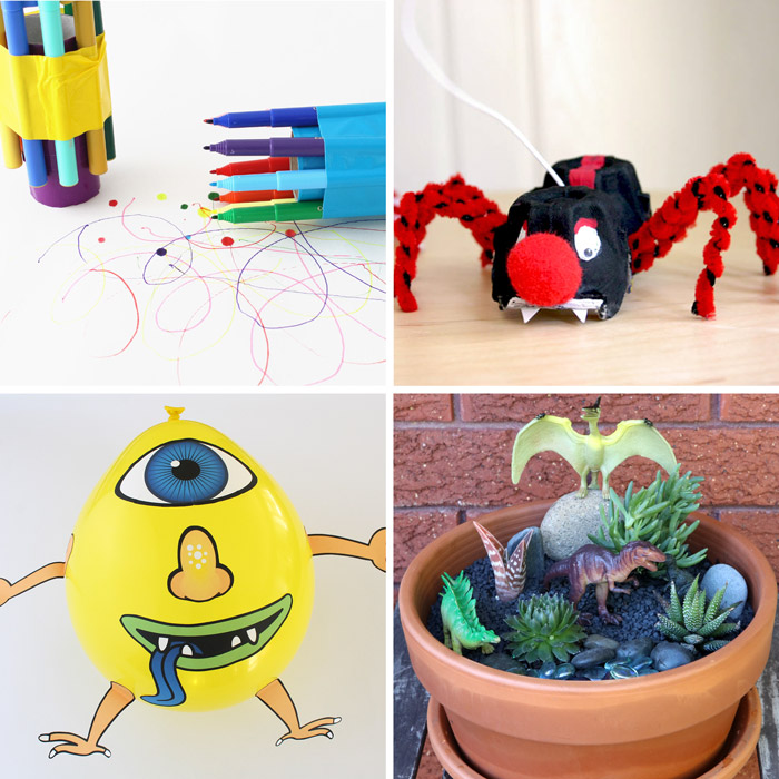 cool crafts for boys