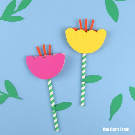 pretty paper flower cards for mothers day or all occasions