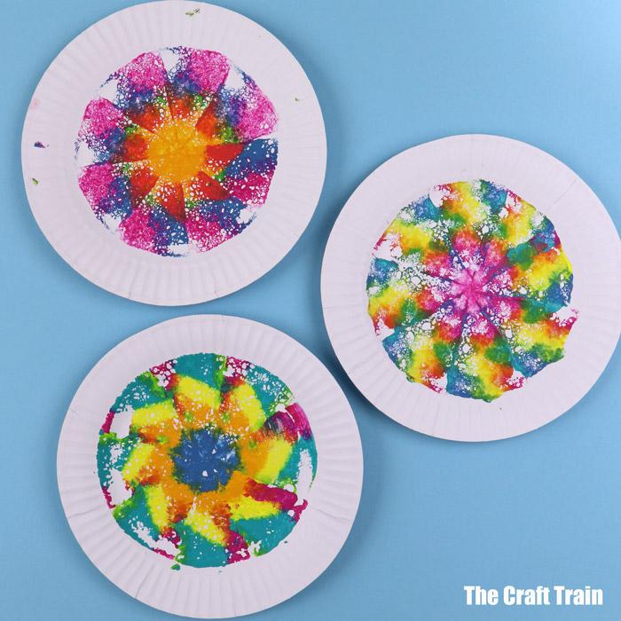 Kaleidoscope art prints
