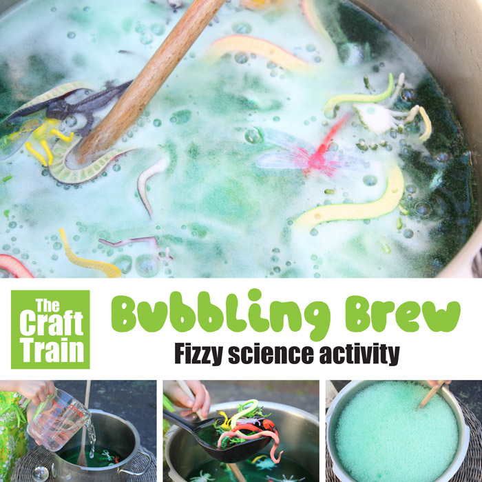 bubbling brew for kids