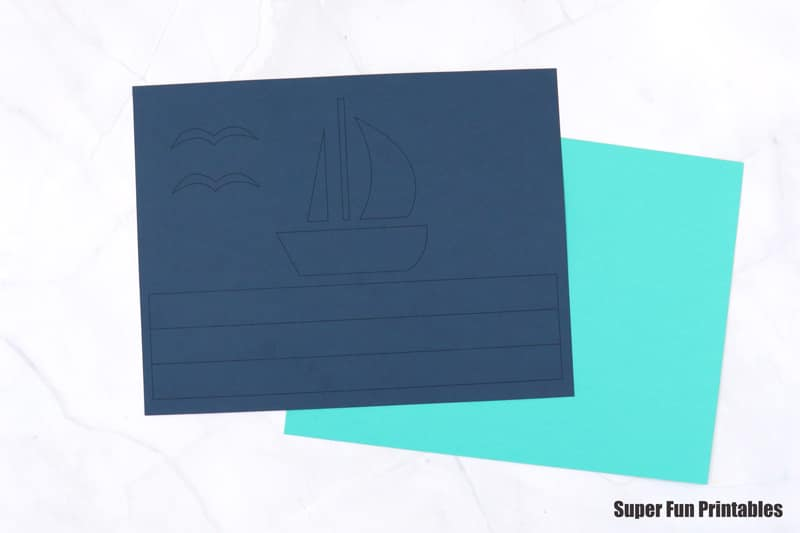 boat template