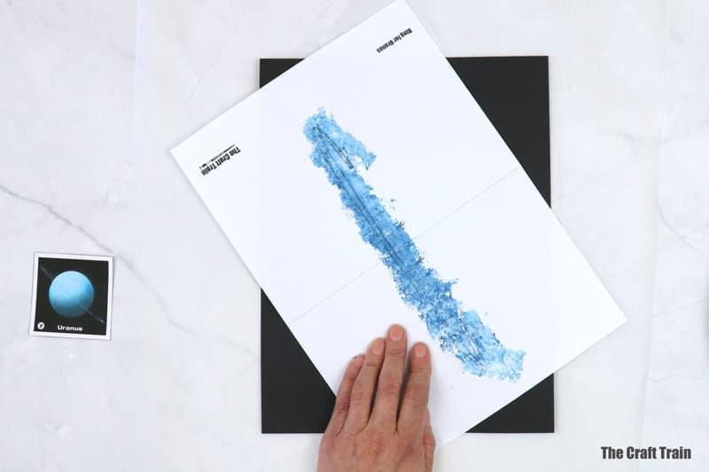 Uranus art project