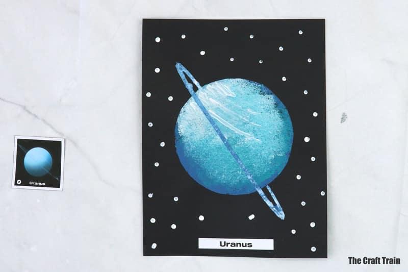 Uranus project complete